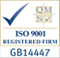 ISO 9000 is a family of standards for quality management systems.