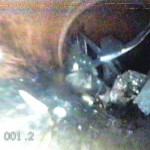 General debris in pipe