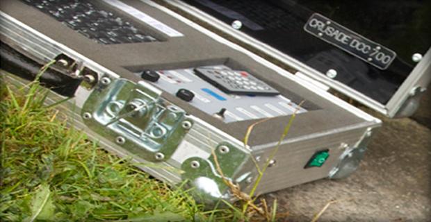CCTV Drain surveys in Cheshire