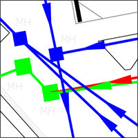 Drain Mapping
