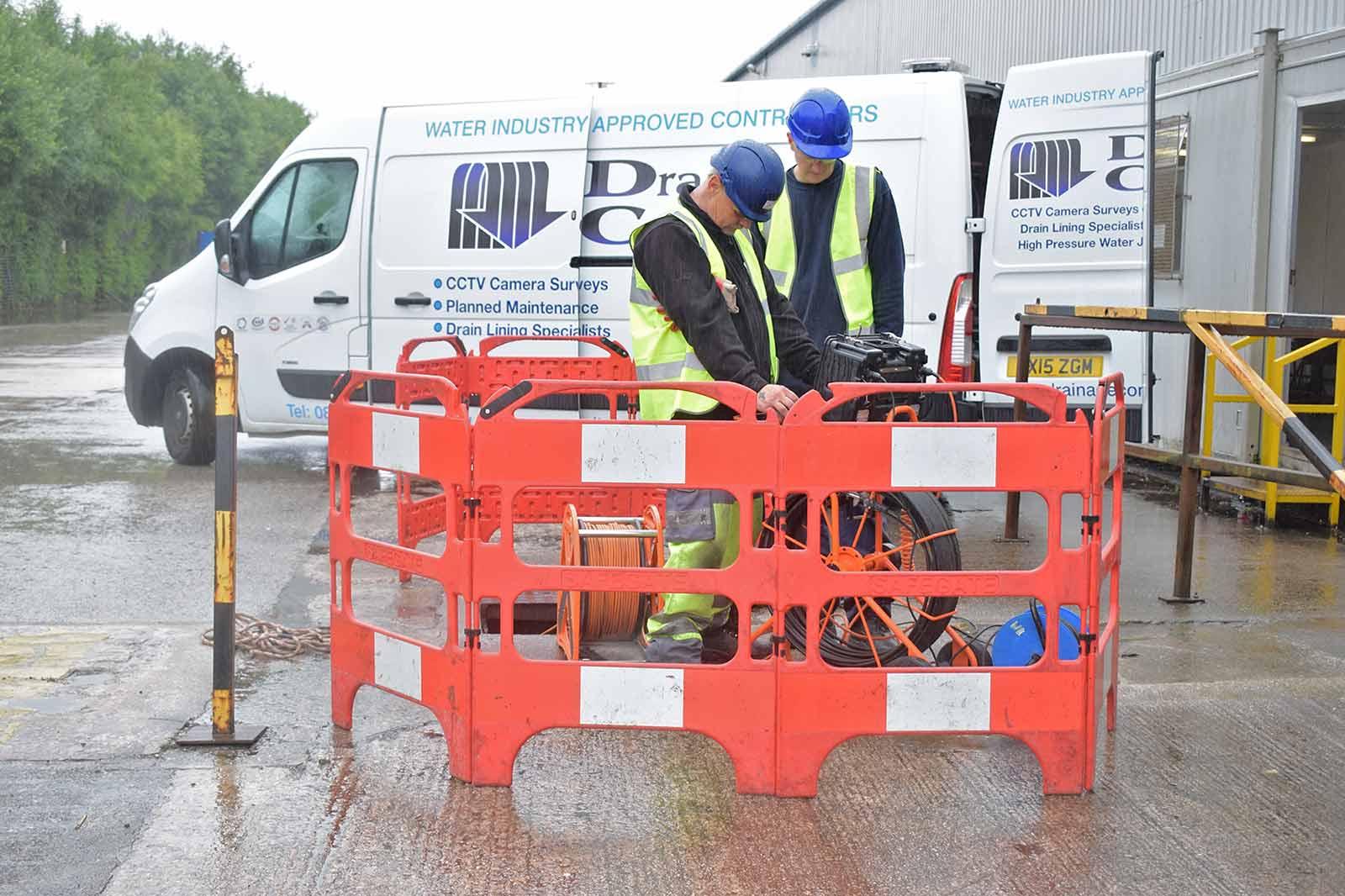 cctv drainage survey