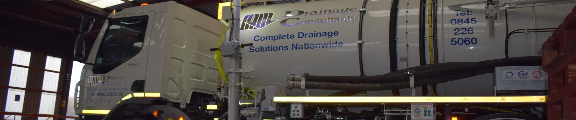 drainage tank