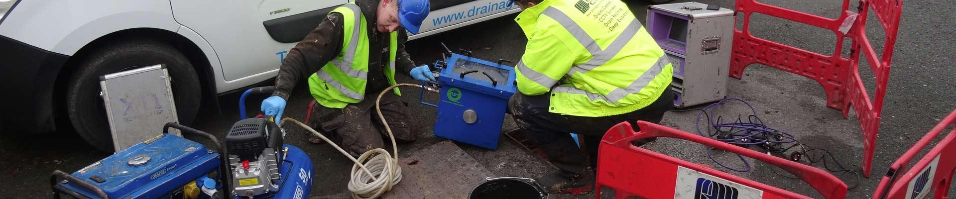 drain lining repairs